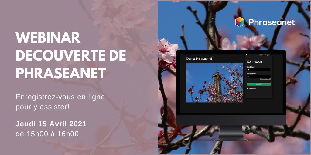 Webinar 15 Avril
